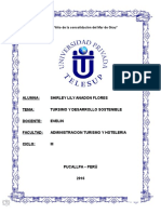 TURISMO Y DESARROLO SOSTENIBLE.docx