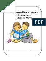 Comprensión Lectora 1° 2015