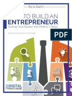 How to Build an Entrepreneur