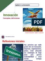 Capitulo 1.La Innovación