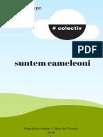 suntem cameleoni, autor Emanuel Pope