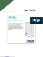Rtn53 User Manual
