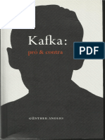 Anders Gunther Kafka Pro Contra