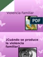 Violencia Familiar Comunicacion