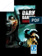 Règles Françaises jeu de plateau Dark Darker Darkest Kickstarter