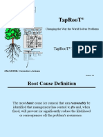 TapRooT Brief