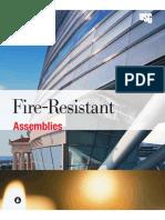 Usg Fire Resistant Assemblies Catalog en SA100