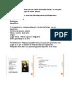 Fichas iconograficas