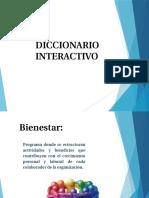 Diccionario Intercativo