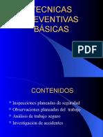 Tecnicas Preventivas Basicas[1]