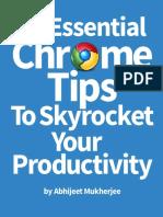 10 Chrome Tips