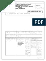 Guia Instrumentos de Evaluación Sena