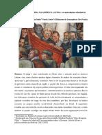 o Papel Da Esquerda Na América Latina (2)