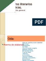 Géneros literarios históricos.ppt
