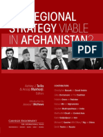 Is a Regional Strategy Viable in Afghanistan?