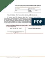 AC-F2 - Atividade Complementar