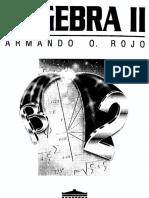 Algebra lineal II Armando.rojo