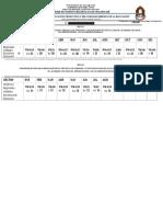 Cronograma Pagos 2015 Sector Pública