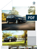 VW US Routan 2013