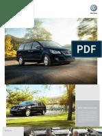 VW US Routan 2013