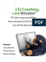 Coaching Para Novato