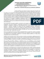 Informe de La Participación de Docentes y Docentes Enlace en La Jornada %