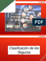 09 Clasificacion de Los Seguros 2015