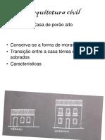 2.3 Tipologias Arquitetônicas No Século Xix (1)