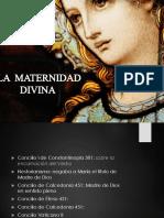 Maternidad Divina