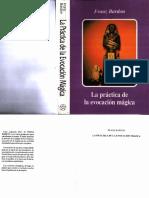 La practica de la evocacion magica Franz Bardon.pdf