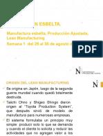 Semana 1 Produccion Esbelta 2014-2 Sf (1)