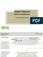 Project Finance en Español