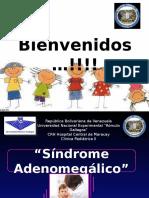 Sindrome Adenomegalico