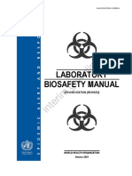 Laboratory Biosafety Manual-WHO