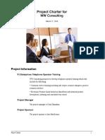 project charter  final pj enterprises