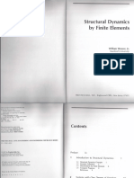 Structural Dynamics by Finite Elements