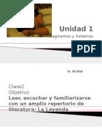 03 Texto Narrativo, Leyenda
