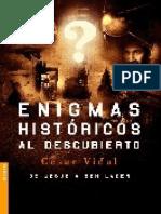 Enigmas Hist Ricos Al Descubierto