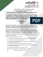 Reglamento General de Aplicacion Del Plan Parcial de Conservacion Del Centro Historico de La Ciudad de Oaxaca de Juarez.