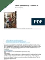 Cuál Es La Diferencia Entre Un Análisis Ambiental y Un Entorno de Marketing