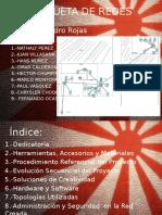 Maqueta de Redes