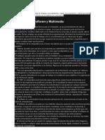 Aplicacion de Software y Multimedia INFORAMATICA APLICADA