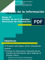 uso etico de la informacion