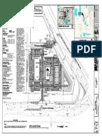Titusville Wawa site plan