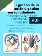 Tema 11 Gestión de La Información y Gestión