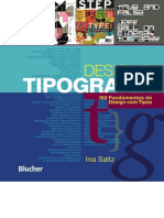 Design Tipografia