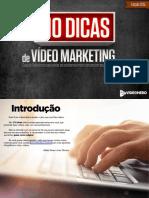 110 Dicas Do Videomarketing