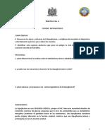 Práctica 9. Hipoglucemia