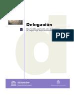 Delegación -Módulo 5 IIPE - Bs.as