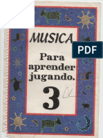 Musica Para Aprender Jugando 3